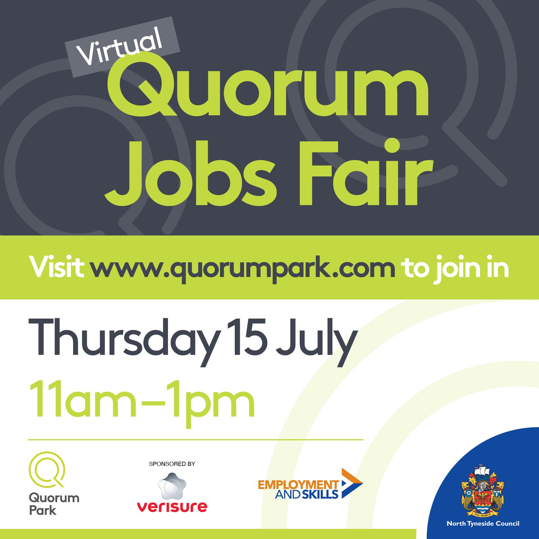 Quorum Jobs Fair
