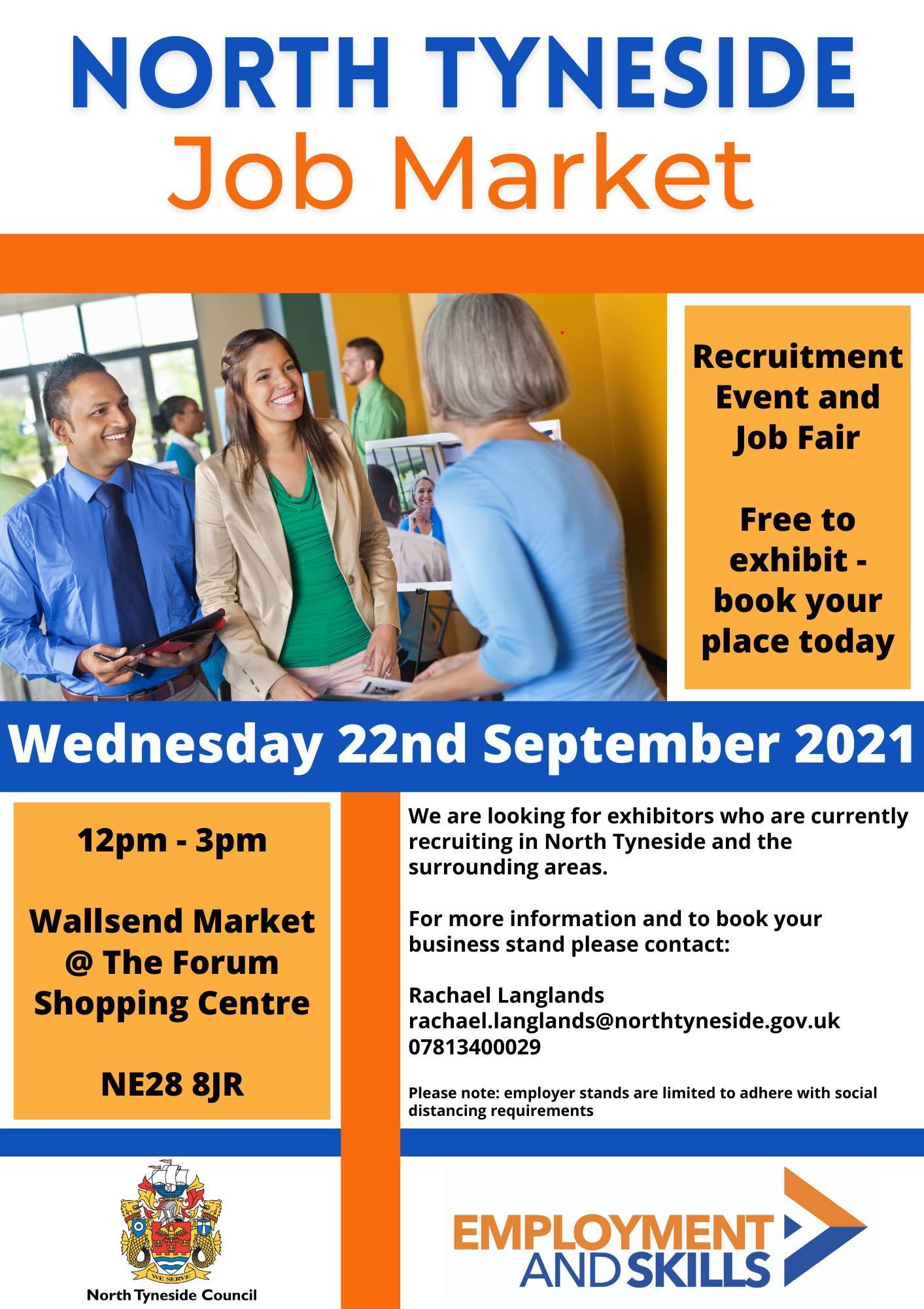 Wallsend Jobs Fair
